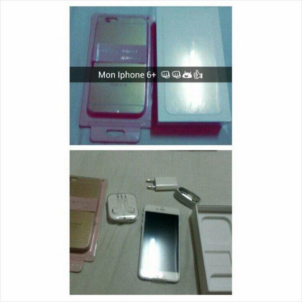 Mon iPhone 6+