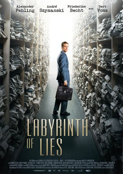 Le Labyrinthe du Silence (2015)