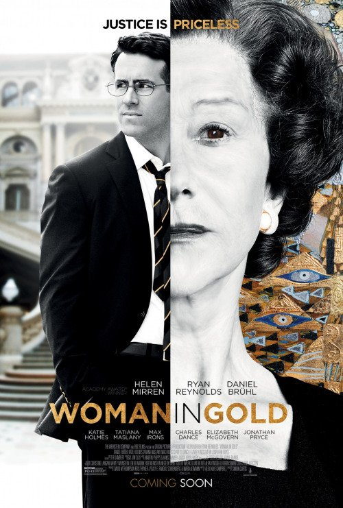 Woman in Gold - music Hans Zimmer & Martin Phipps