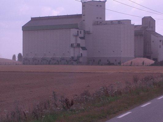 moisson 2011 le silo