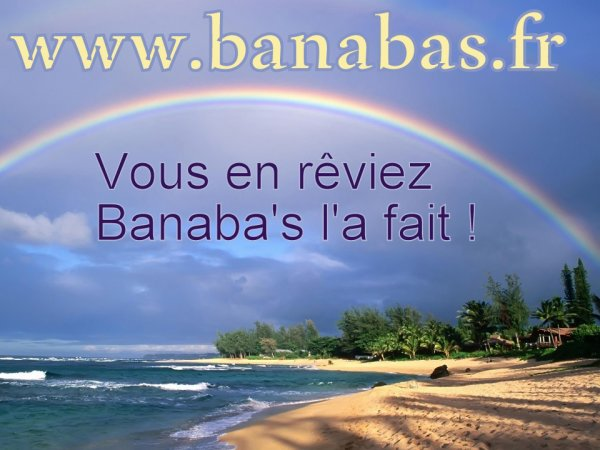 Banaba's le change-bain révolutionnaire - Site de banabas !