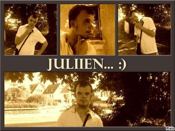 Tout siimplement moi Juliien :)