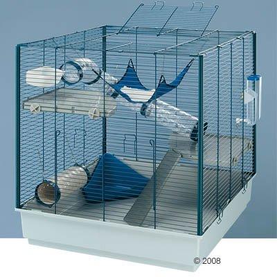 Nouvelles cages !