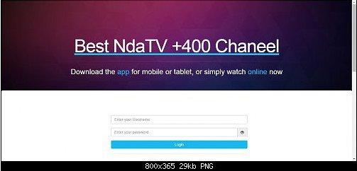 iPTV NdaTv