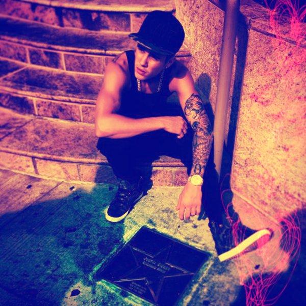 Citations Justin Bieber †
