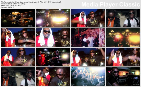 Admiral T feat Busy Signal - Handz Up