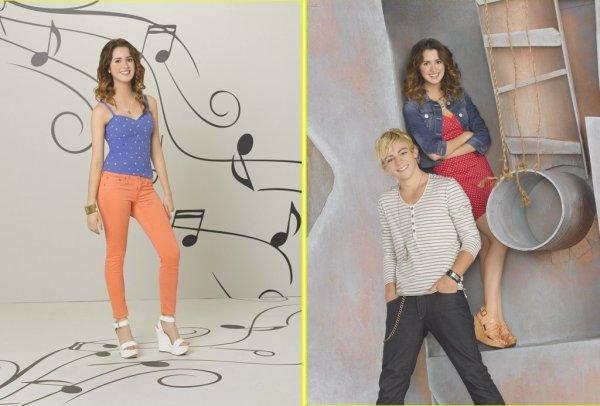 Nouveau shoot promotionnel de Laura pour Austin & Ally