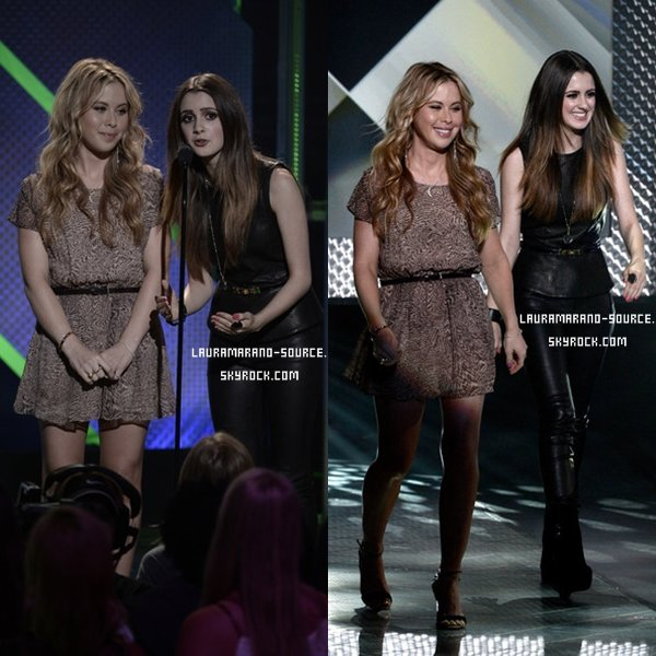 Laura Marano au Young Hollywood Awards le 1er Août 2013