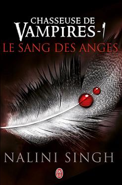 Chasseuse de vampires, T1