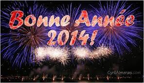 bonne année tout le monde, meilleurs voeux