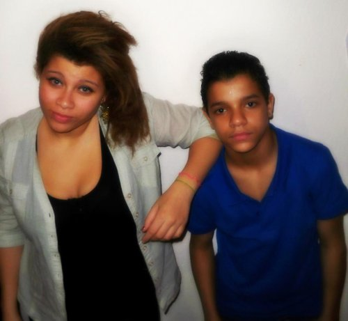 Petit frère;Le seul homme de ma vie. ♥♥