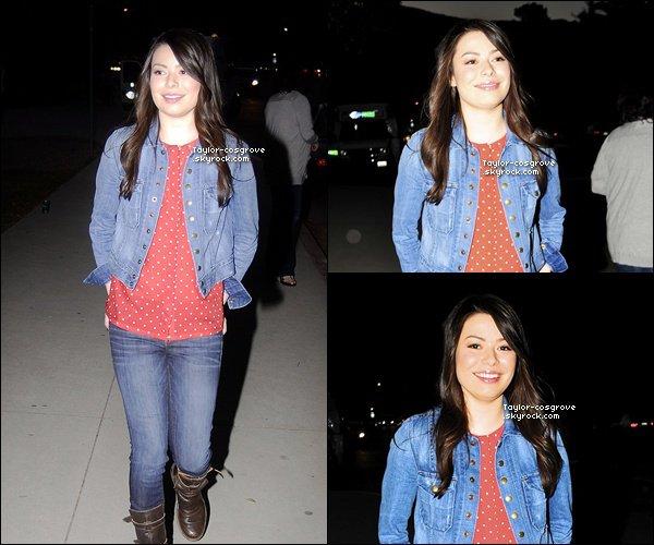 . 14/06/11 Miranda a été aperçu en sortant du Greek Theatre pour un concert . Top ou Flop ?.