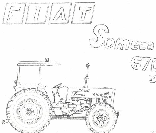 Fiat Someca 670 DT