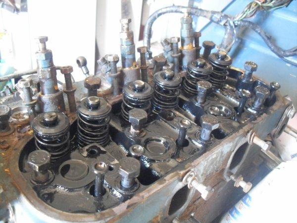 Réparation Someca 400 (suite)