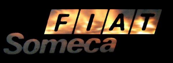 Logo Fiat-Soméca