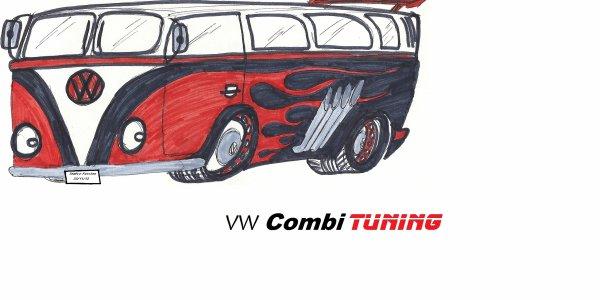 VW COMBI Tuning