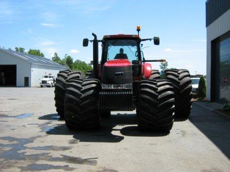 pneu agricole basse pression
