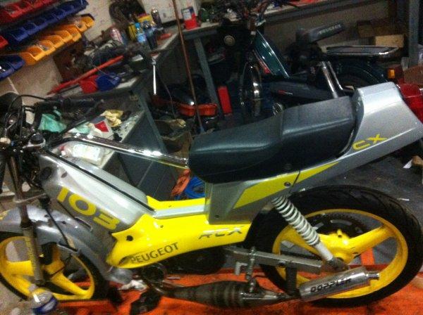 A vendre RCX RACE...... ;)