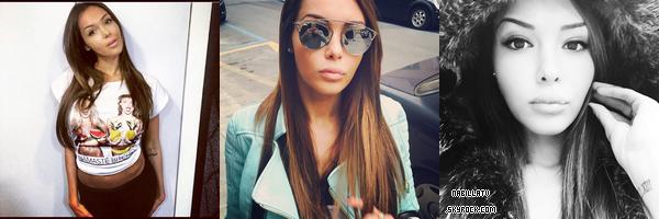 - 09/04/2015 : Nabilla, de retour à la TV, dans l'émission «L'oeuf ou la poule» sur D8.  + Découvrez les photos Instagram postés par Nabilla pendant ces derniers mois. / l'émission en entier ici -