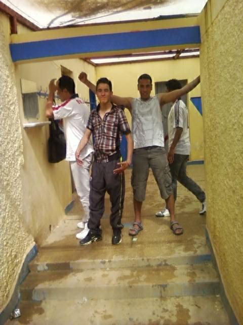 Moi et les les amis kay9ado