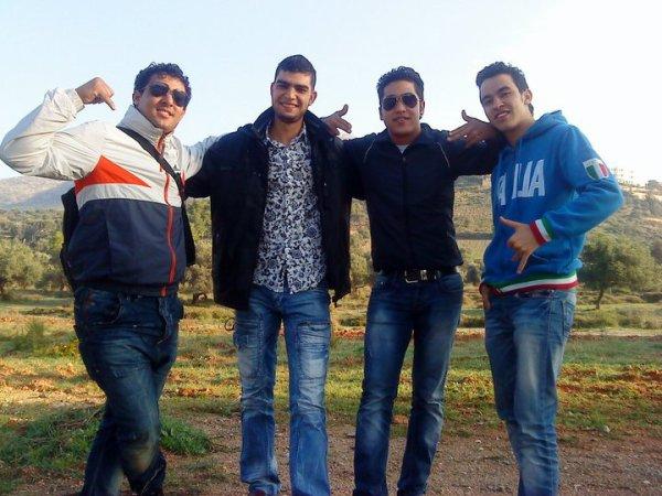 moi et les amiii