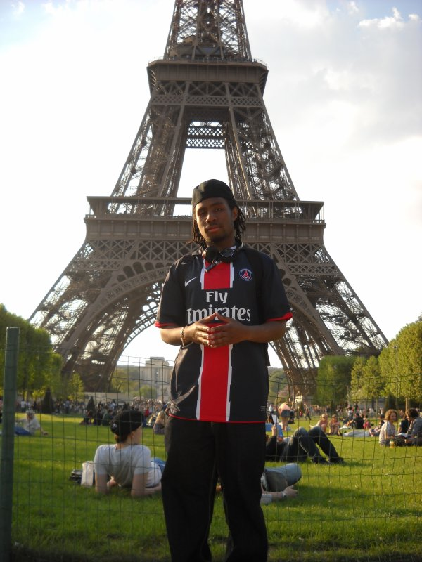 Lilmowstyle en Mode Suporteree !!! ALLEZ PARIS !!!