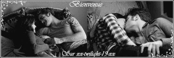 Bienvenue sur xx-twilight-19-xx !!!