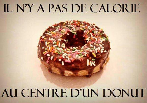 Mangeons des donuts alors ;-)
