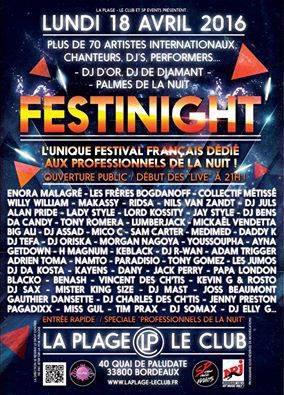 festinight 18 avril 2016