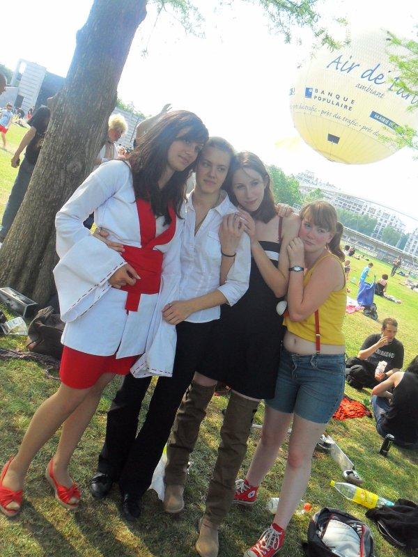 Sortie Cosplay Retrouvaille. Samedi 23 Avril 2011.