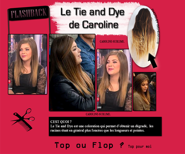 Article en exclusivité sur Caroline-Sublime