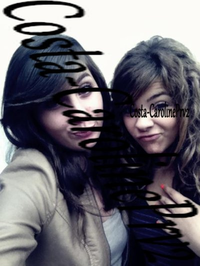 Caroline et Mia