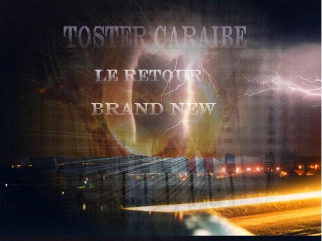Toster Caraibe