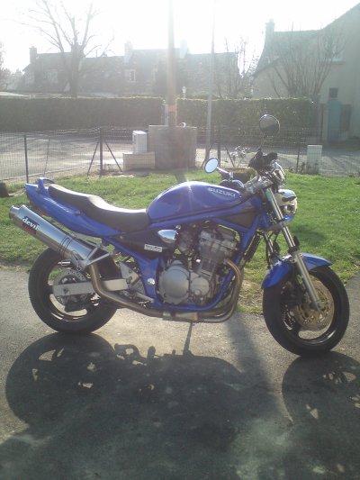 La Bandit 600