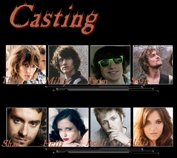 Trailer & Casting