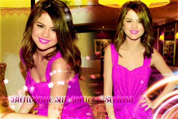 Bienvenue sur Gomeez-Seelena, un blog source sur la jeune sorcière Selena Gomez.