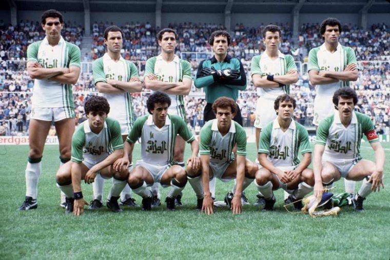Algérie 1982
