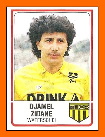 Djamel Zidane