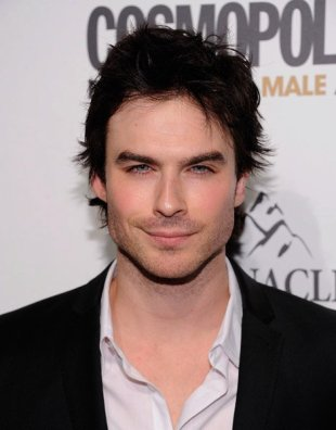 qui est fan de ian somerhalder ?
