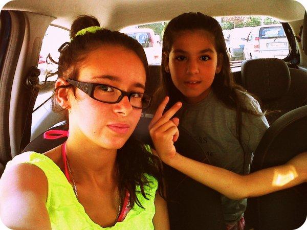 Moi & Ophelie