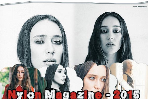 ♦ ♦ ♦ DeliciousALycia - Alycia Jasmin Debnam Carey, PhotoShoots 2015.