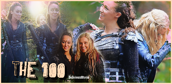 ♦ ♦ ♦ DeliciousALycia - Alycia Jasmin Debnam Carey, Behind The Scene, The 100.