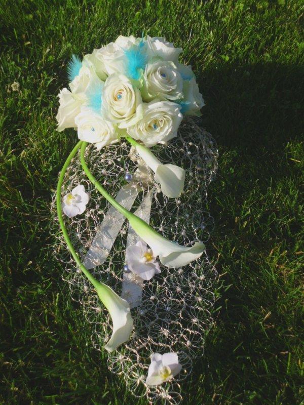 le bouquet que j ai fait pour ma belle mere