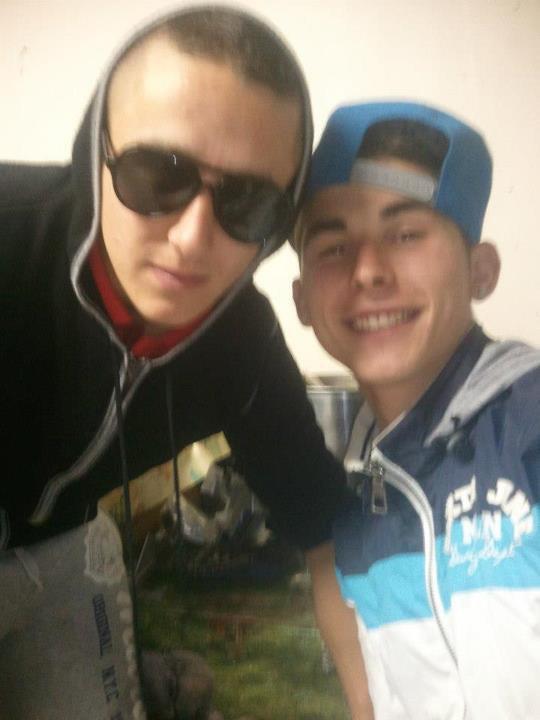 Moi et Romain