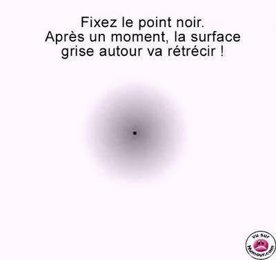 illusion d'optique !