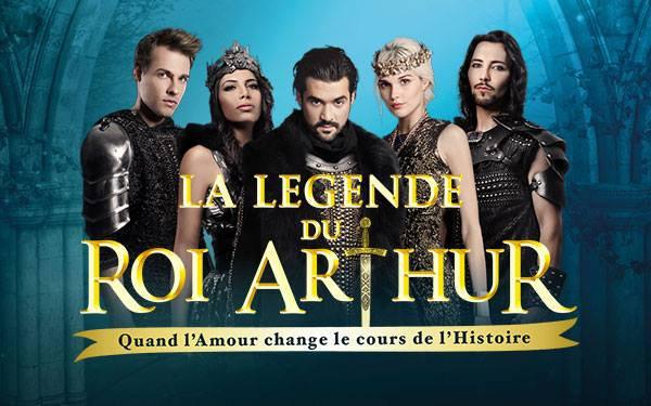 """Concert Matt Pokora 14/11/2015 au Mans et """"la Légende de Roi Arthur"""" 30/01/2016 à Orléans"""