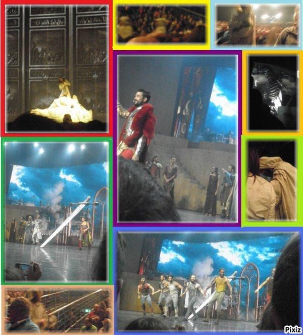 """Spectacle musicale """"La Légende du Roi Arthur"""" 30 janvier 2016"""