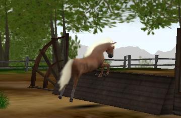 chevaux sauvages truqué sur photofiltre by poky ;)