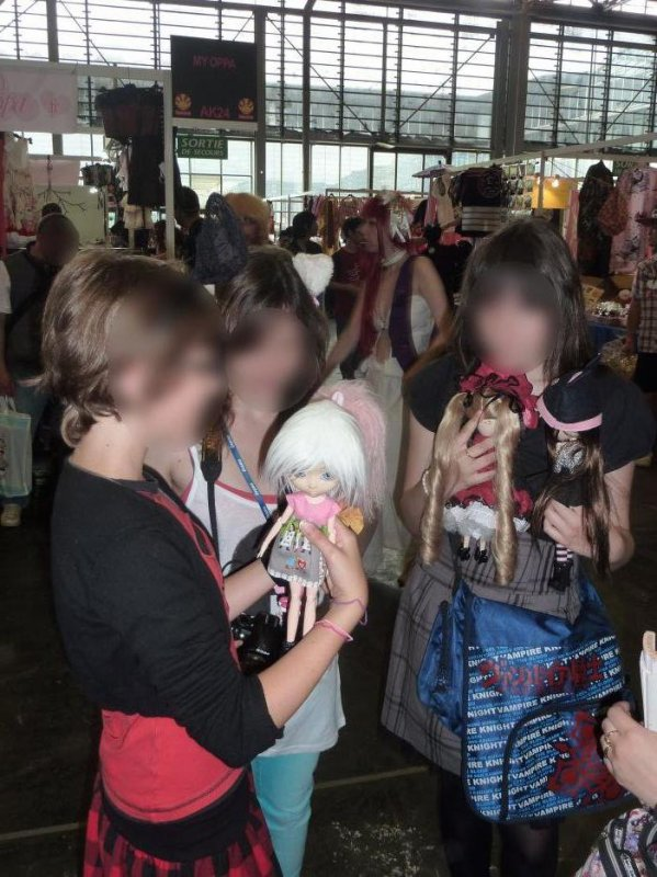 Japan Expo :3
