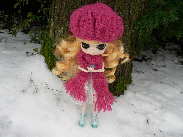~ Snow... en retard !